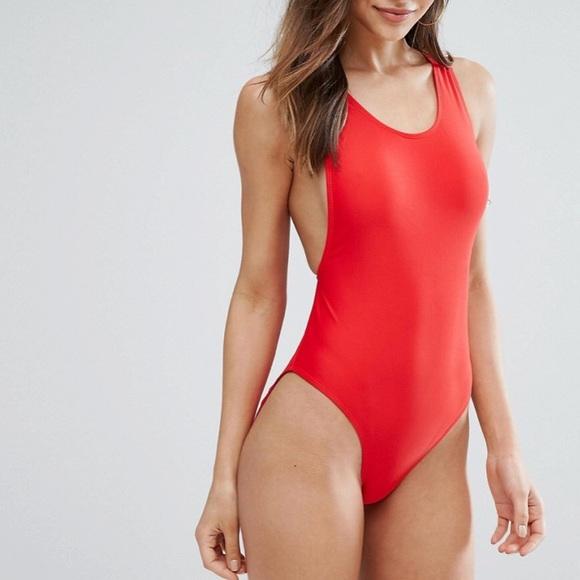 c2987e25337 ASOS Swim | One Piece Suit | Poshmark